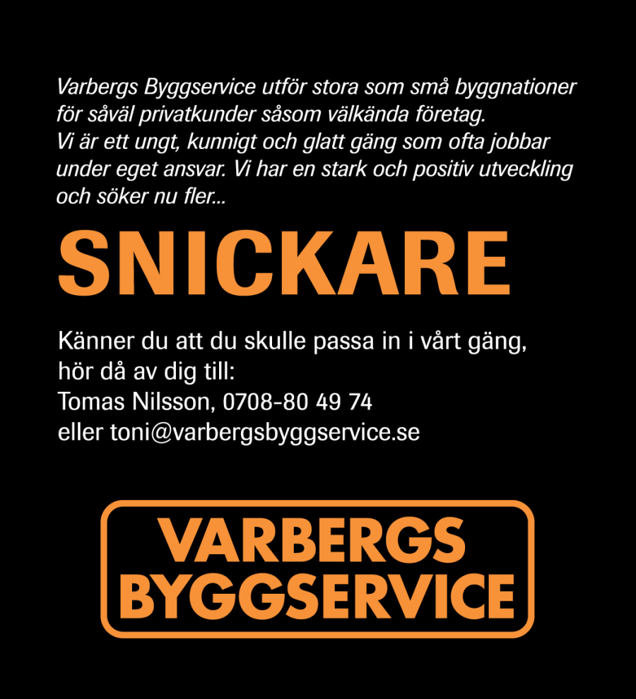 annons-snickare